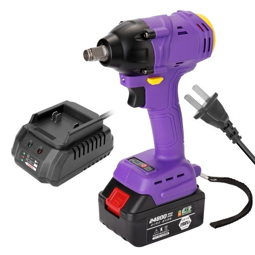 198VF 24800mAh Cordless Electric Wrench