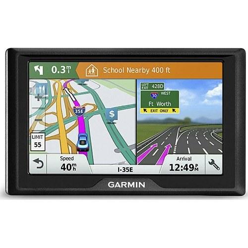 61 LM GPS Navigator con alertas de conductor - EE. UU. - 010-01679-0B