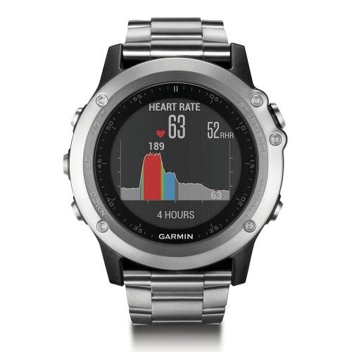 GPS часы Garmin Fenix 3 HR