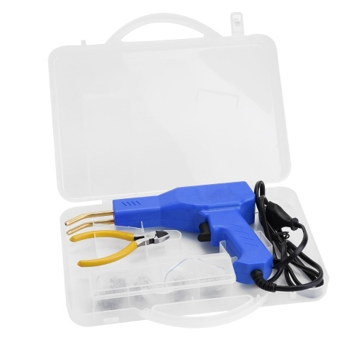 Handy Plastics Welding Garage Tools Hot Staplers Machine Staple PVC Repairing Machine Car Bumper Repairing Hot Stapler Welding Tool