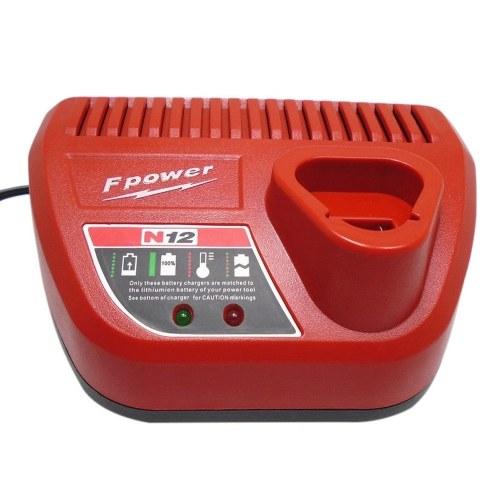 110-240 В литий-ионный аккумулятор зарядное устройство для Милуоки 48-11-2401 48-11-2402 C12 B C12 BX M12 фото