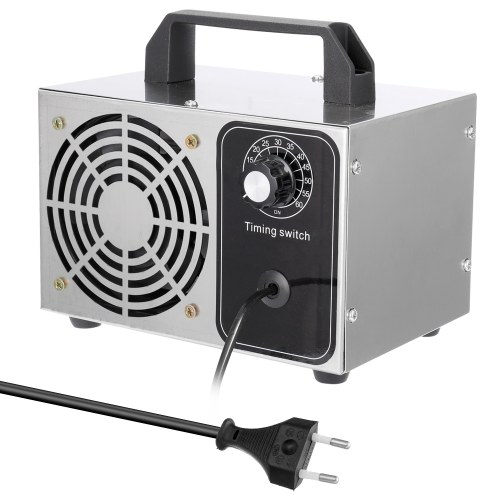 220V Portable Ozone Generator Machine Air Purifier 32g/h