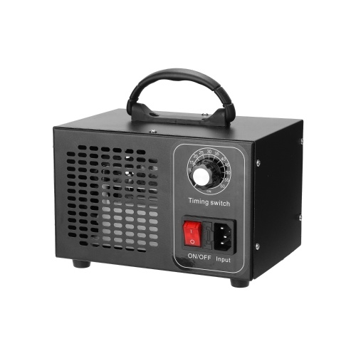 Portable Ozone Machine Generator Air Filter Purifier with Timing Switch Ozonizer Ozonator for Home Car Formaldehyde