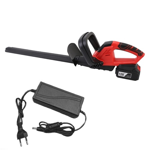 Electric Wireless Hedge Trimmer Garden Electric Pruner Cordless Hedge Trimmer Rechargeable Hedge Shearing Machine with Battery