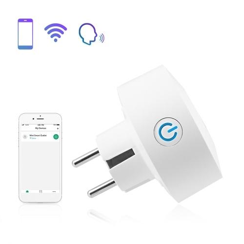 Wifi Smart Plug Energieüberwachungssteckdose