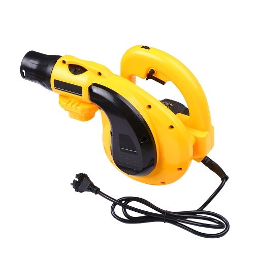 2-in-1 Blower and Vacuum Industry Dust Remover Computer Dust-catcher Car Dust-collector Household Dust Remover EU Plug