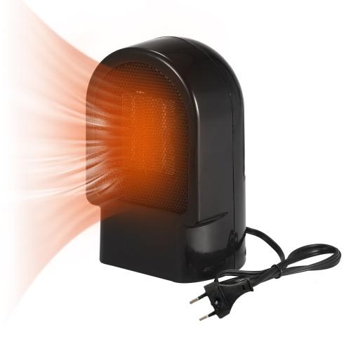 Ceramic Portable Space Heater 500W Mini Electric PTC Fan Heater