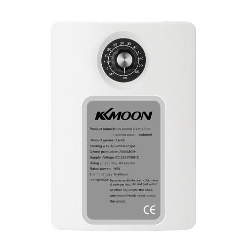 KKmoon TQ-26 Portable Active Ozone Machine Generator Purifier