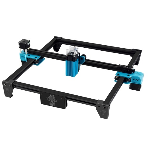 TOTEM S 40W Desktop-Lasergravierer Hochpräzise Laser-Schnellgravurmaschine