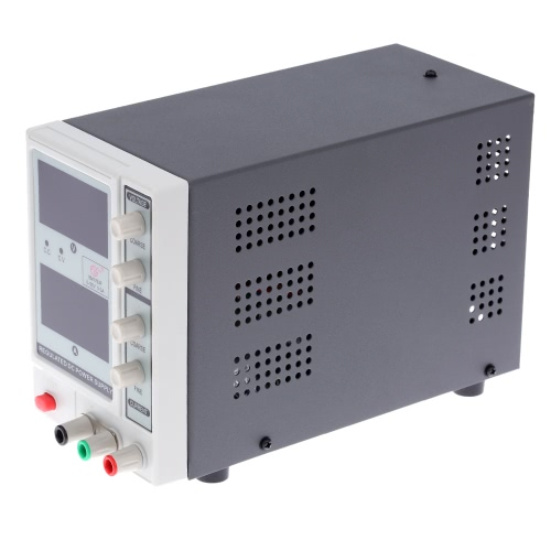 0-30V 0-3A 4 cifre variabile regolabile Digitale DC Power Supply EM1703F US Plug
