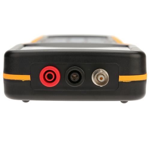 Appareil portatif multi-fonctionnel Oscilloscope numérique 1CH Périphérique portable 20MHz 200MSa / s Multimètre 4000 Compteurs