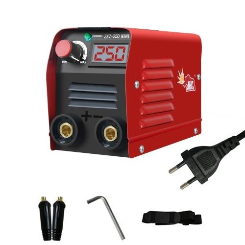 20-250A Регулируемый по току портативный бытовой мини-электросварочный аппарат
