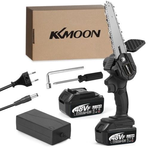 KKmoon 6 дюймов 48VF Портативные мини-электрические пилы с бесступенчатой регулировкой скорости