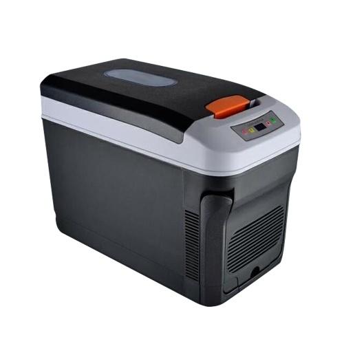 35L домашний и автомобильный мини-холодильник двойного назначения автомобильный холодильник с морозильной камерой охлаждающий ящик для хранения продуктов компрессор холодильника