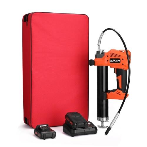 S88 Аккумуляторная аккумуляторная электрическая смазочная машина Инструмент высокого давления для автомобильной смазки