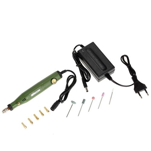 KKmoon AC110-230V Professional Velocidade Variável de Alta Qualidade Mini Elétrica Moagem Set