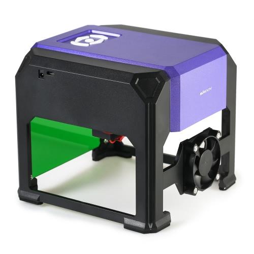 KKmoon AC100-240V Brand NewMiniature Machine de gravure au laser Carving Engraver