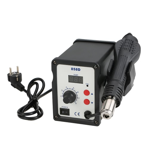 858D Hot Air Heat Gun para SMD Rework Station da Austrália EU Plug