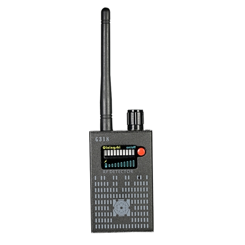 多機能フルレンジRF無線信号無線検出器カメラ自動検出トレーサファインダ1MHz〜8GHzの範囲可変感度
