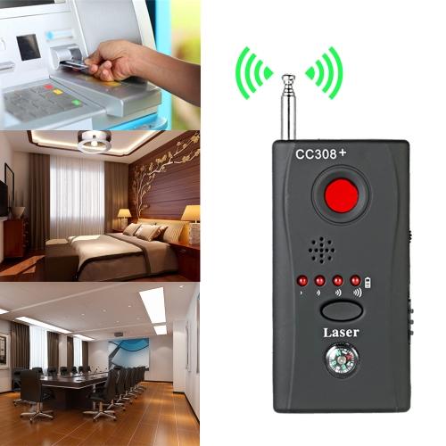 Multi-functional Full-range RF Wireless Signal Radio Detector Camera Auto-detection Tracer Finder 1MHz-6.5GHz Range Adjustable Sen