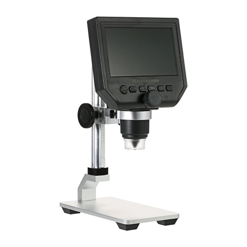 "600X 4.3 ""LCD Display 3.6MP Digital Digital Video Microscope"