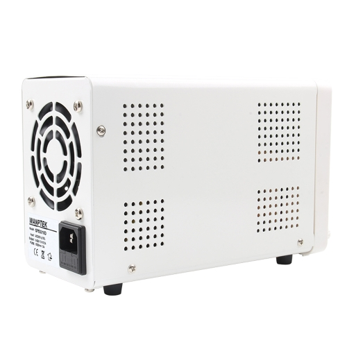 wanptek Voltage Regulator Switching 4 Digits Blue LED Display Switch Laboratorio DC Power Supply 0-30V 0-10A Mini DC Power Supply Precisione Variabile Regolabile AC 115V / 230V 50 / 60Hz