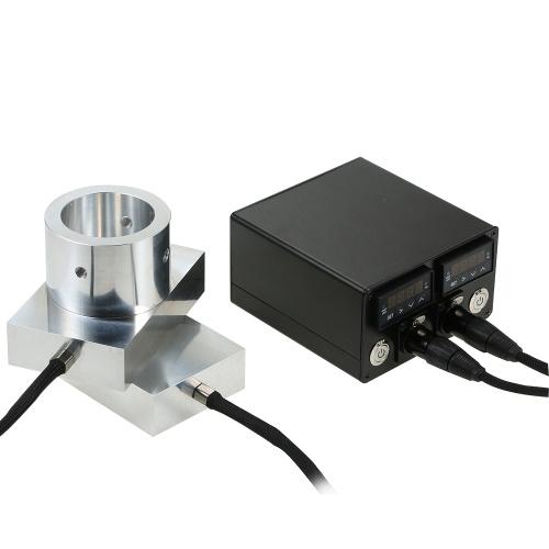 6061 Termostato per scatola di riscaldamento elettrico per pressa per colofonia (presa a U)