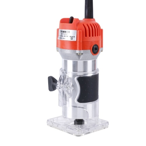 Woodworking Electric Trimming Machine Engraving Electromechanical Wood Milling Slot Machine Copper Motor