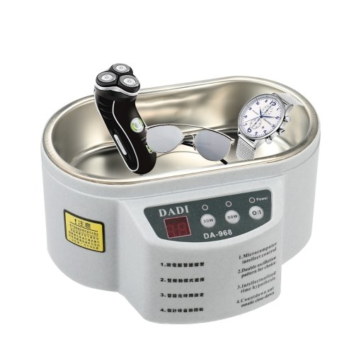 $2.46 OFF Mini Size Household Digital Ultrasonic Cleaner,free shipping $23.75(Code:WE4228)