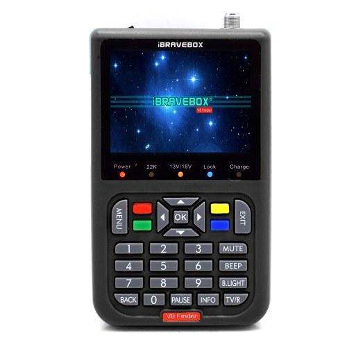 3.5インチLCDデジタルディスプレイを備えたV8ファインダーデジタル衛星ファインダー