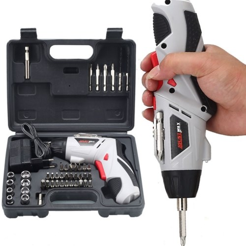 4.8V Multifunctional Cordless Rechargeable Screwdriver