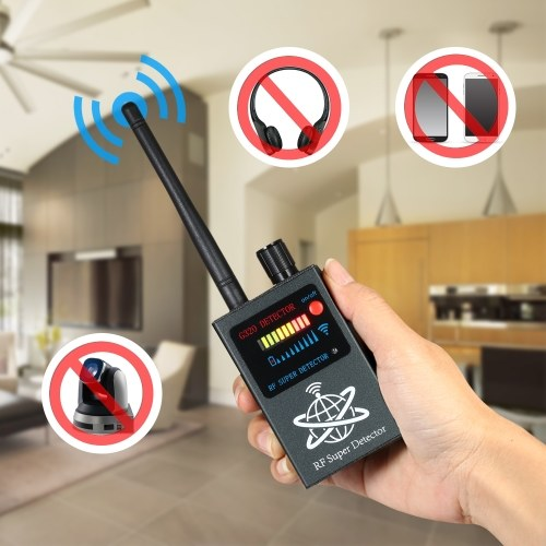 G320 Anti-Spy RF Bug Detector Wireless Signal Radio Detectors