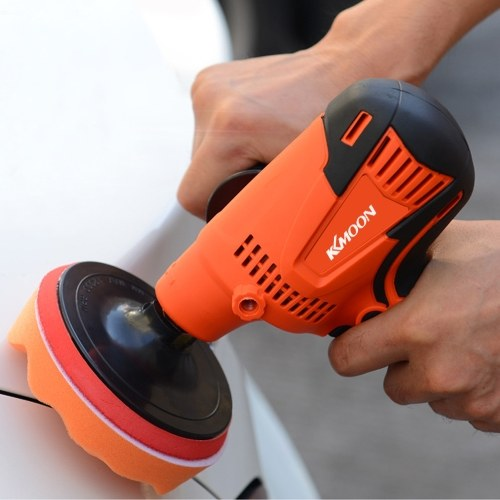KKmoon 800W Adjustable Speed Car Electric Polisher Waxing Machine Automobile Furniture Polishing Tool