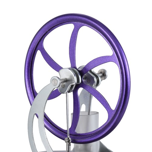 KKmoon Low Temperature Stirling Engine Motor Model Heat Steam Education Toy DIY Kit E6193PU