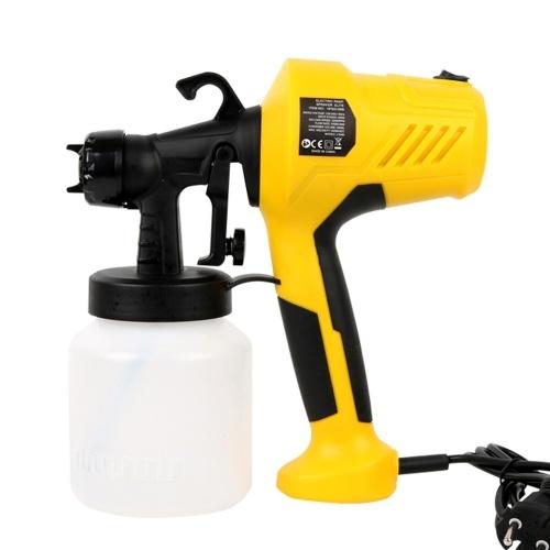 Съемный распылитель высокого давления с электрическим распылителем для покраски мебели из дерева с чашкой распылителя