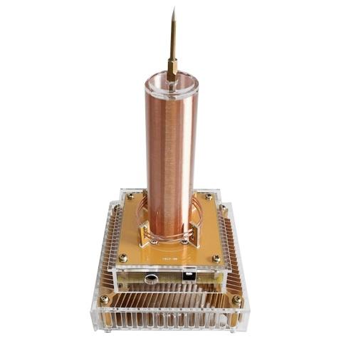 Multifunctional Electronics Audio Music Tesla Coil Module Plasma Speaker Wireless Transmission Sound Solid Science