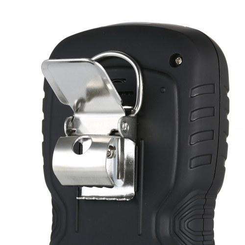4 в 1 Детектор газа CO Монитор Цифровой Портативный Детектор Токсичного Газа Угарного газа Углекислотный Тестер Газа с ЖК-Дисплеем Звук + Свет Вибрации фото