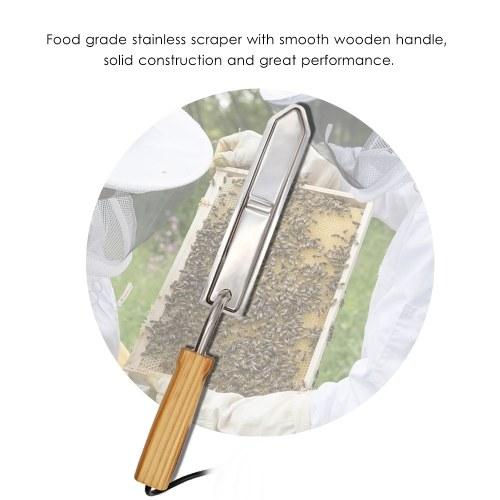 Электрический инструмент для раскрытия меда Электрический инструмент для скребка меда Инструмент для извлечения меда фото