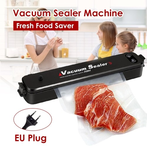 Vacuum Sealer Machine Mini Fresh Food Saver Home Kitchen Medicine Chemical Industry Full-Automatic Vacuum Sealer