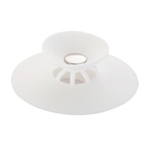 Tapón de silicona portátil para bañera, colador, drenaje de fregadero, colector de pelo, filtro de agua antiobstrucción para uso diario