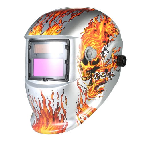 産業溶接ヘルメット太陽光発電自動化溶接ヘルメットTIG MIGマスクスカル研削設計