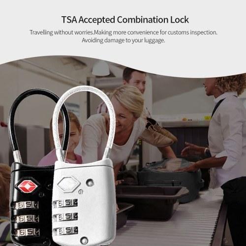 Master Lock TSA Accepted Lock Luggage Briefcase Padlock