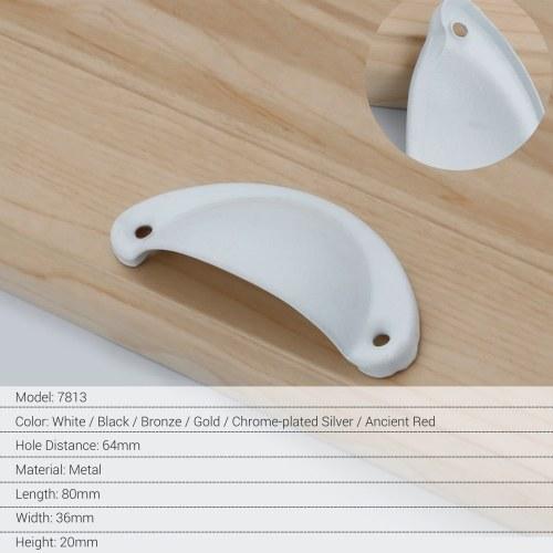 Ручка шкафа Классический китайский Ручки ящика Полукруглая ручка Современный простой кухонный шкаф из нержавеющей стали Тянет китайский классический стиль фото