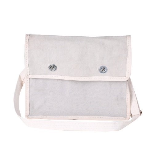 Haversack Canvas Bag電気技師のためのツールバッグオーガナイザーカーペンターメンテナンス