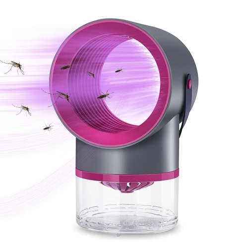 Electric Indoor Mosquito Trap Insect Mosquito Killer USB UV Lamp Bug Catch No Noise No Radiation Insect Killer Flies Trap Lamp No Zapper