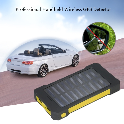 Professional Handheld Wireless GPS Detector High-intensity Magnetic Tracker with Free Bracket