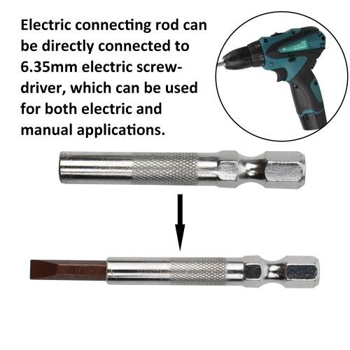 60-in-1 Multifunctional Screwdriver Set Repair Tool Kit