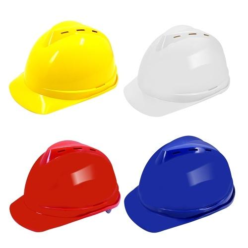 Защитная каска Защита головы Защитная шляпа «Keep Cool» Вентилируемый шлем Высокая термостойкая дышащая шапка Противоударная крышка
