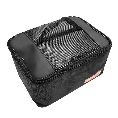 Pokrowiec na walizkę Pokrowiec na walizkę na ramię Nintendo Switch NS NX Black