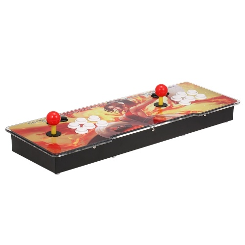 6S+ Arcade Console 2020 in 1 2 Players Control Arcade Game Box Machine Joystick